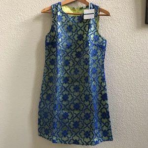 NWT Pim + Larkin Dress. Gorgeous Detailing. Sz S